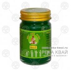 Зеленый тайский традиционный бальзам BEELLE