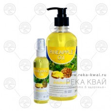 Ананасовое масло для массажа и ухода за кожей, Banna