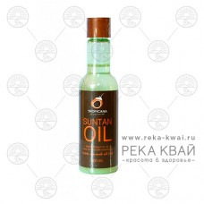 Кокосовое масло для загара на солнце Tropicana