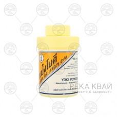 Присыпка для ног от пота и запаха Yoki Radian Powder
