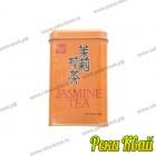 Зеленый чай с жасмином в банке Fujian Jasmine Tea