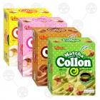 Тонкие хрустящие печенья Collon Glico