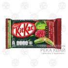 Кит Кат со вкусом зеленого чая и красных бобов