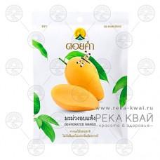 Сушеный манго из Тайланда Doi Kham Brand