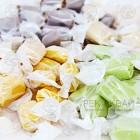 Молочные жевательные конфеты