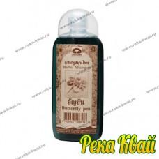 Травяной шампунь с синим чаем для роста волос, Khao Khor