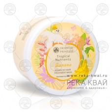 Лечебная маска для сухих и поврежденных волос с бананом, Oriental Princess