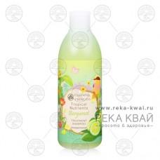 Лечебный шампунь для жирных волос с бергамотом, Oriental Princess