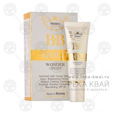 BB-Крем для лица Gold Wonder SPF 30, MIistine
