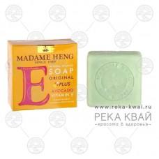Мыло с витамином Е от Madame Heng