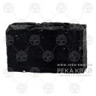 Натуральное черное бамбуковое мыло
