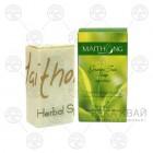 Натуральное мыло с зеленым чаем, Maithong